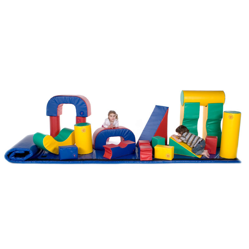 Jump for Joy™ Softplay Magic Carpet Set with Support Pack