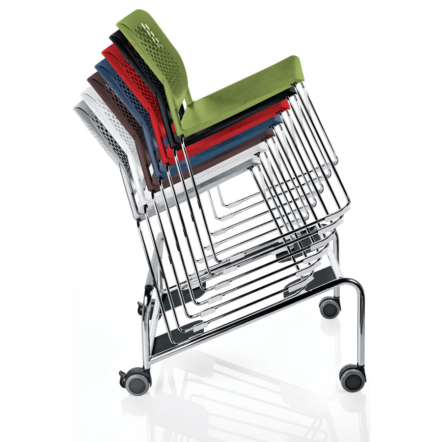 Maliki Chair Trolley