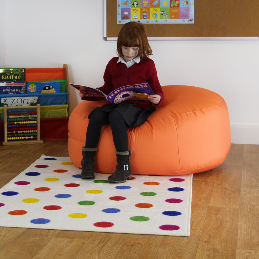 Primary Bench Children's Bean Bag