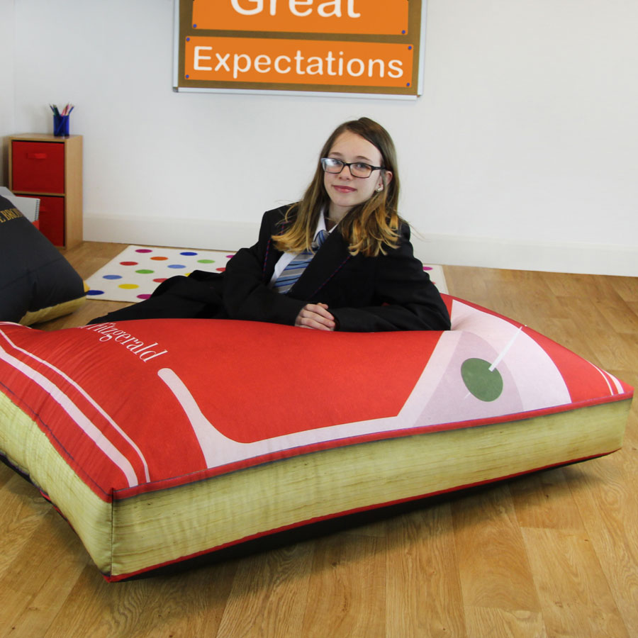 Secondary Classic Book Bean Bag Sets