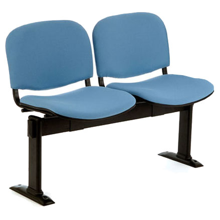PS500 Beam Seating - 2 Seater Floor-Fixing Leg
