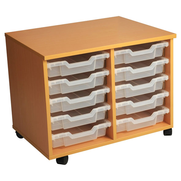 PSU5 10 Tray School Storage