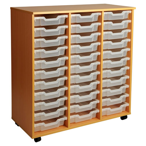 PSU11 33 Tray School Storage