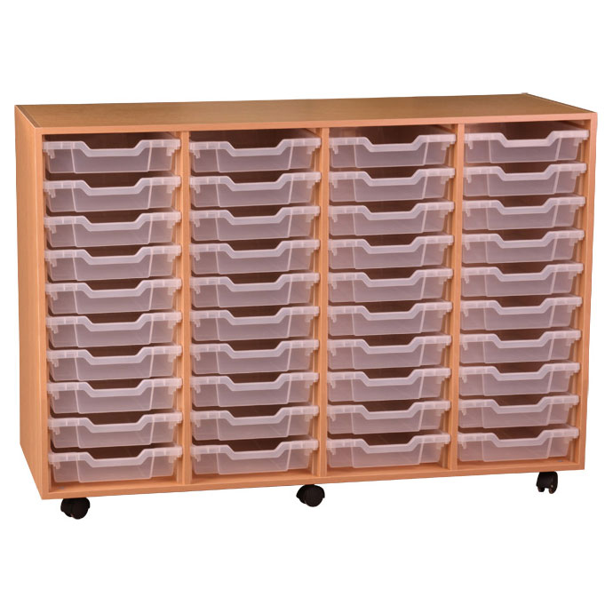 PSU10 40 Tray School Storage