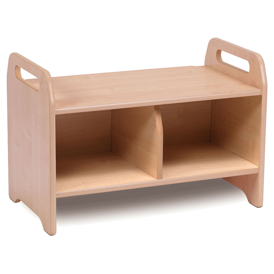 ''Welcome'' Children's Storage Bench - Small