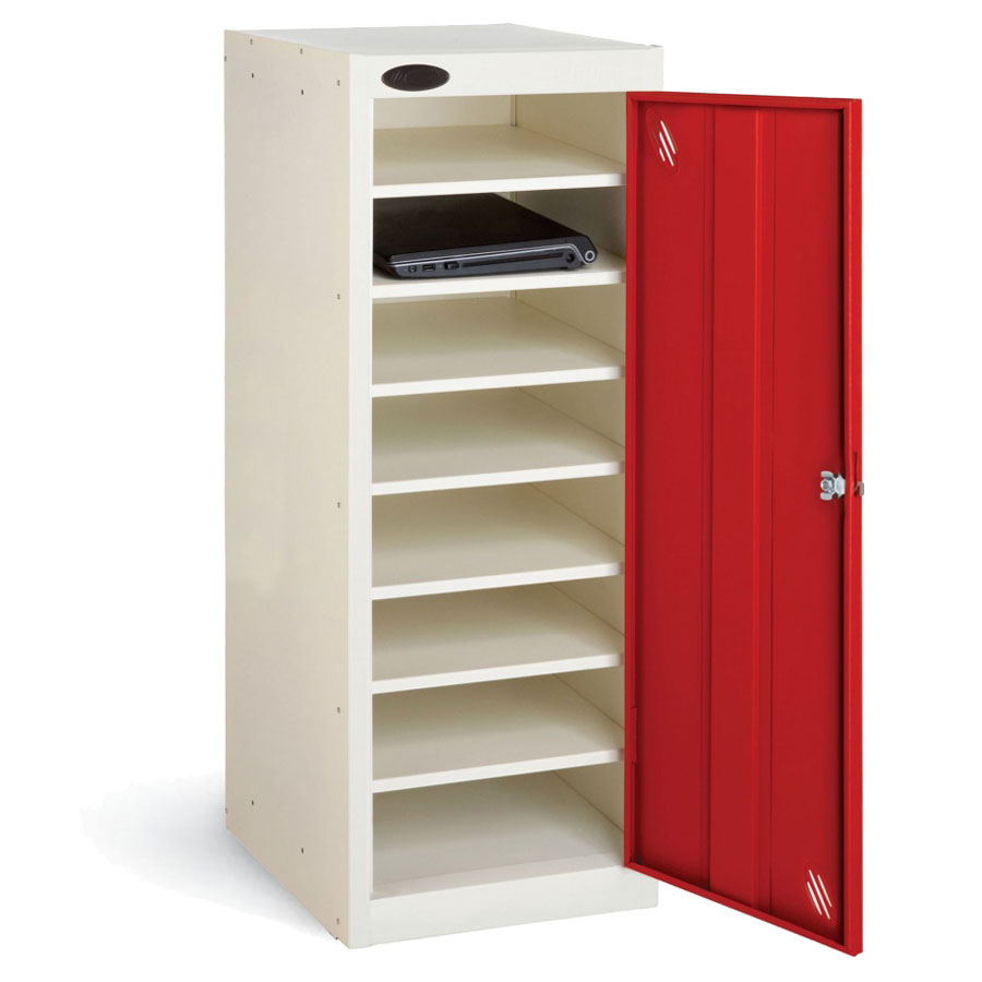 Probe Low 8 Compartment Storage Locker