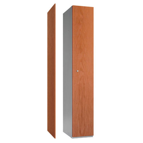 Probe Timber Box Wood Effect End Panel