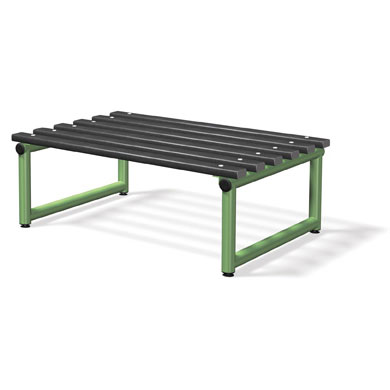 Probe Double Cloakroom Sided Bench