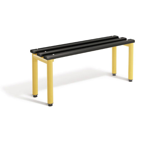 Probe Single Sided Cloakroom Bench