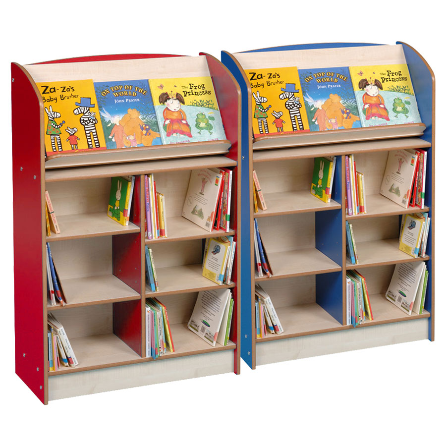 Single Sided 1200 Bookcase