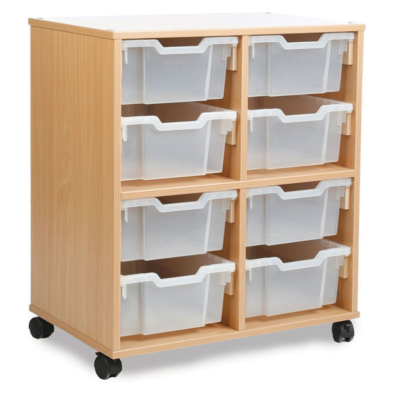 08D All Sorts Unit with 8 Deep Trays (Stackable)