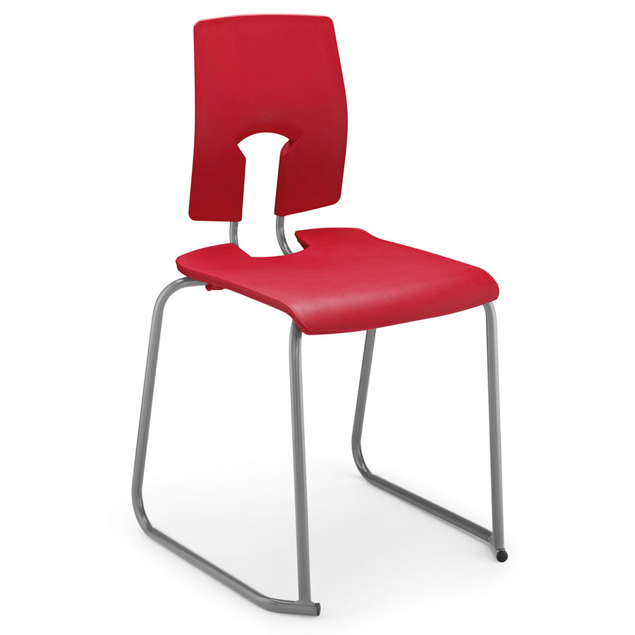 SE School Classroom Skid-Base Chair
