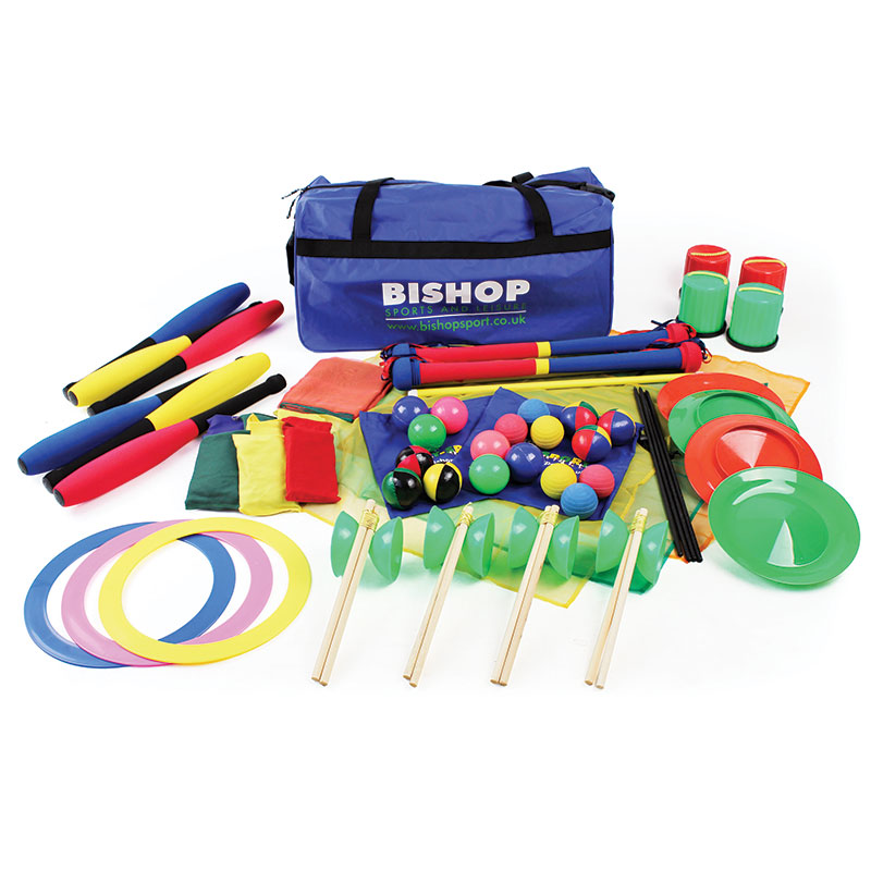 Circus Show Skills Kit Deluxe