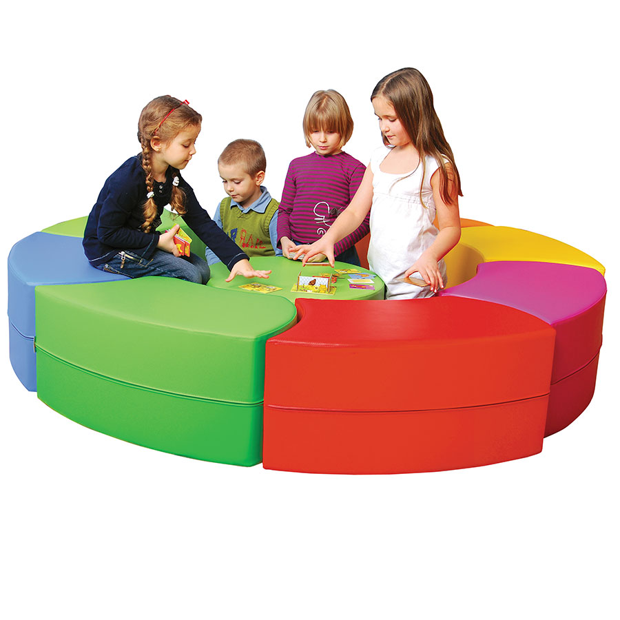 Children's Segmented Snake Seat