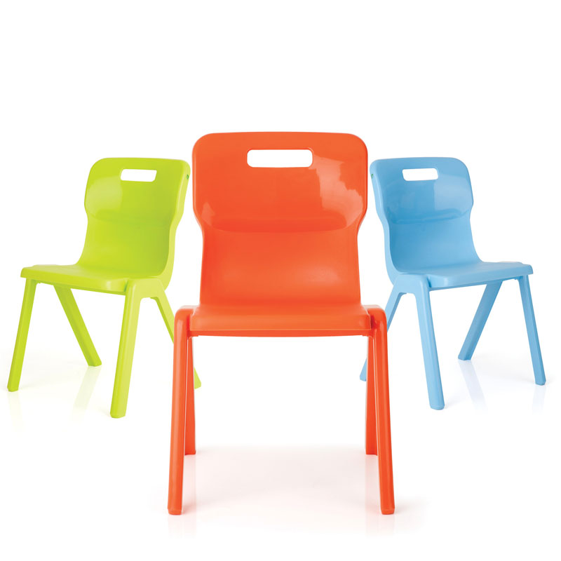 Titan One Piece Classroom Chair