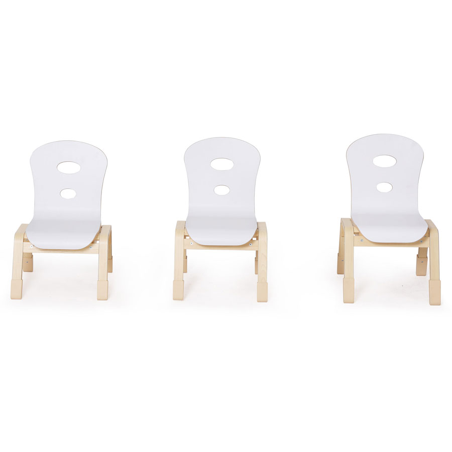 Alps Wooden Stacking Children's Chair