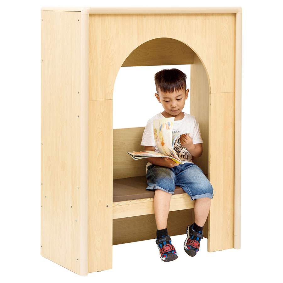Elegant Children's Reading Seat Unit