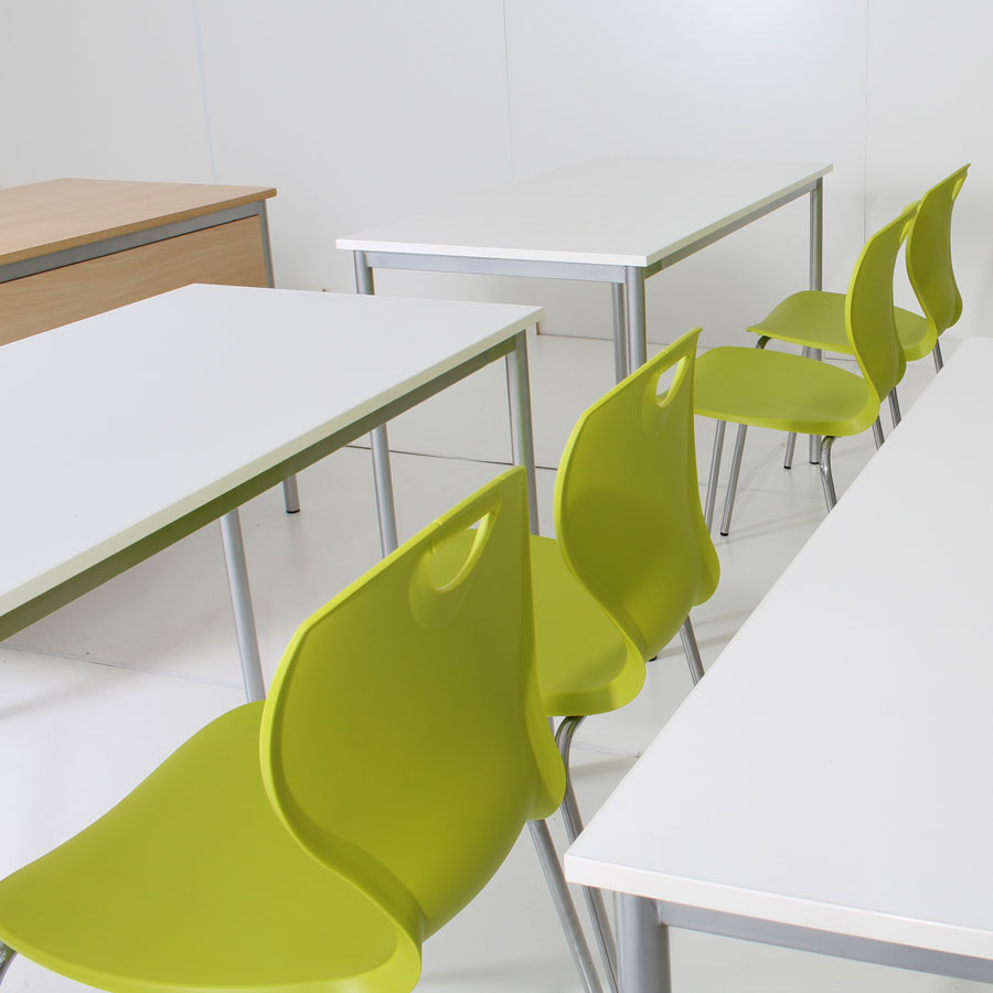 EVO School Stacking Chair