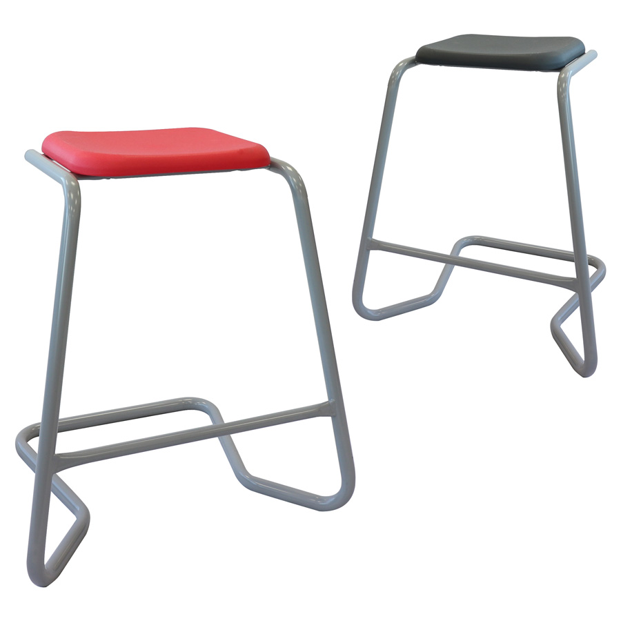 KM CLS Cantilever School Lab & Craft Stool