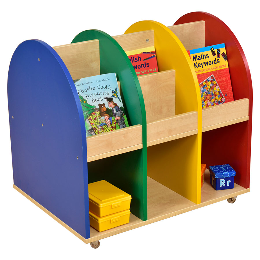 Miki Children's Bookcase