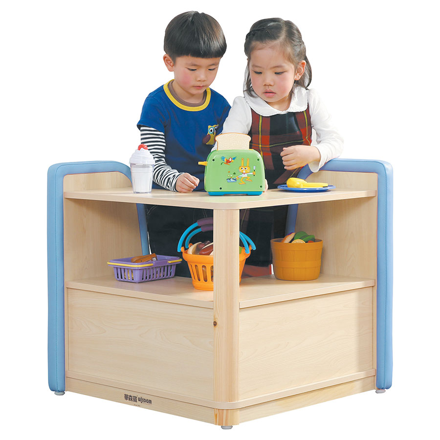 Safespace Padded Nursery Corner Unit