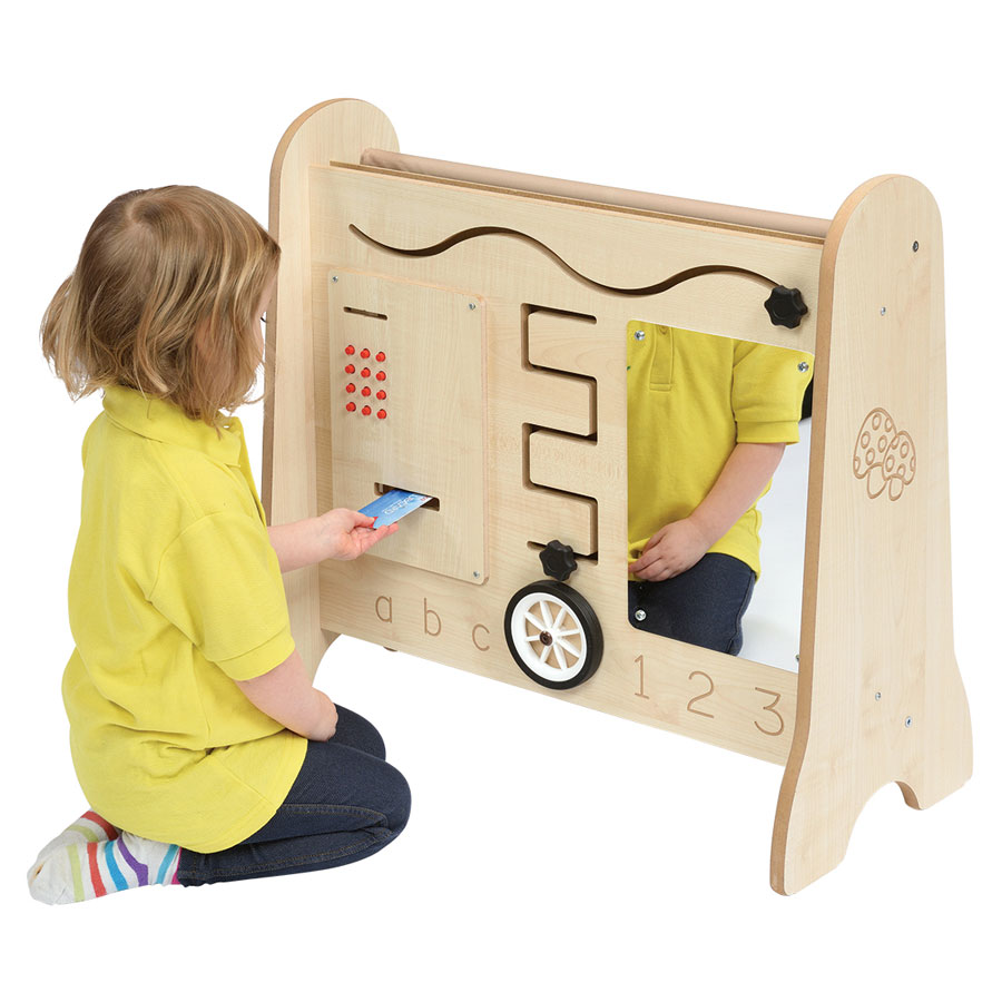 ''Toddle'' Children's Duo Activity Station