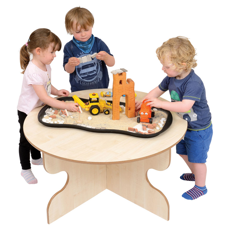 Toddler Round Table