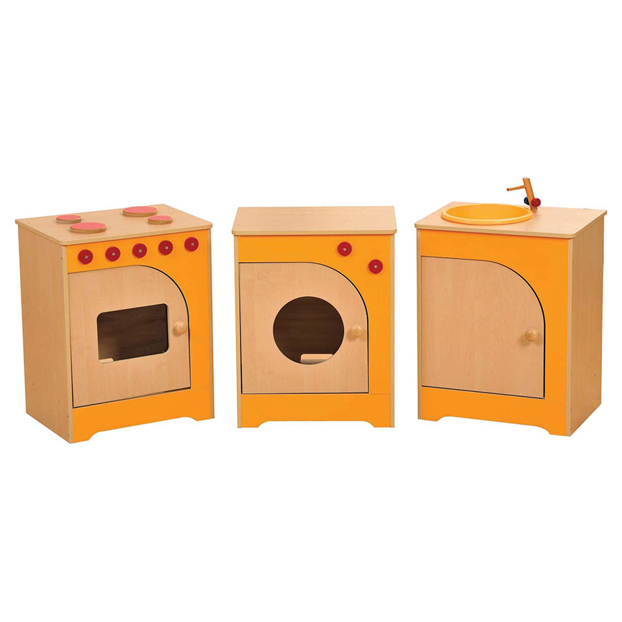 ''Value'' Children's Role-play Premium Kitchen