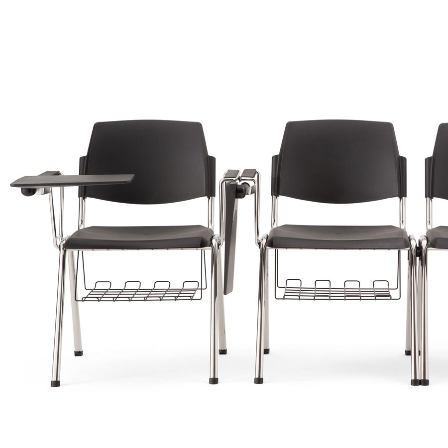 Volee 4-Leg Lecture Chair