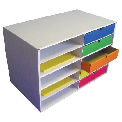 Literature Sorter + Drawers