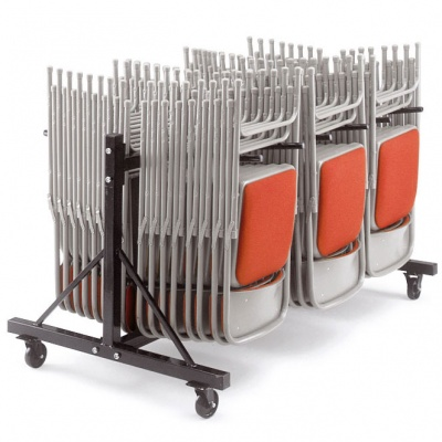 Low Hanging Chair Trolley - 3 Rows