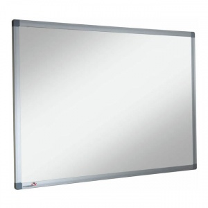 Non-Magnetic HPL Classroom Whiteboard + Pen Tray