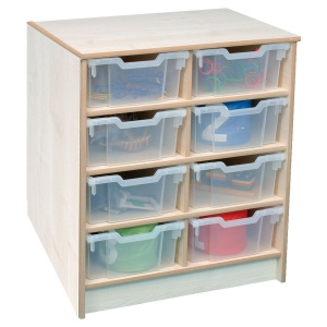 Primary 4 High Unit + Trays
