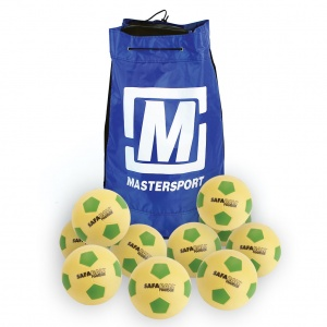 SAFABALL® Softtouch Football - Sack Of 10