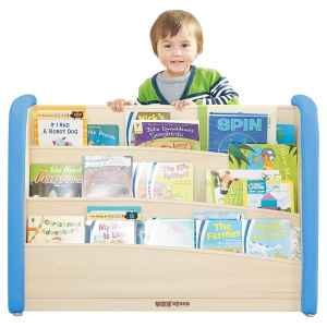 Safespace Padded Nursery Bookcase