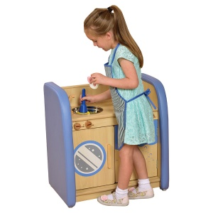 Safespace Padded Nursery Kitchen Washing Unit
