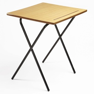 Titan MDF Folding Exam Desk