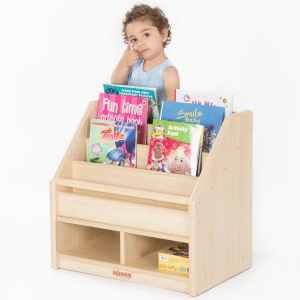 Toddlers Nursery Den - Book Stand