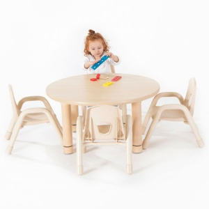 Toddlers Nursery - Round Table