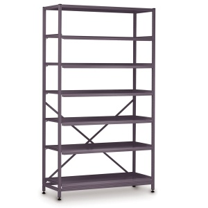 Tall 3 Bay Science Storage System - 6 Shelves