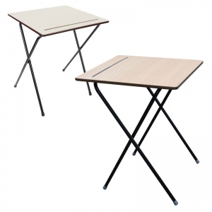 zlite® Folding Exam Desk