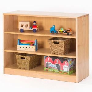 Zona Children's Library - 3 Shelf Storage
