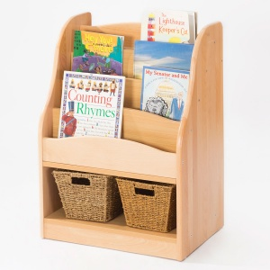 Zona Children's Library - Book Display & Storage