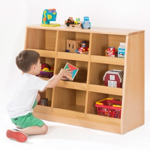 Zona Children's Library - Book / Toy Storage