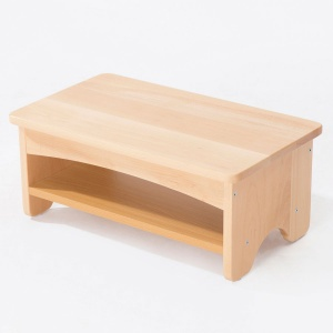 Zona Children's Library - Wooden Coffee Table